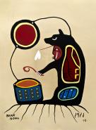 Bear Song by Francis Esquega